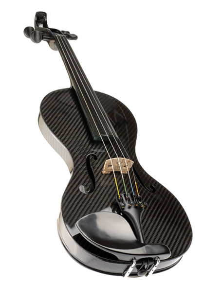 Luis & Clark carbon fiber violin