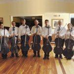 9 Luis & Clark Cellos in Concert in Lenox MA