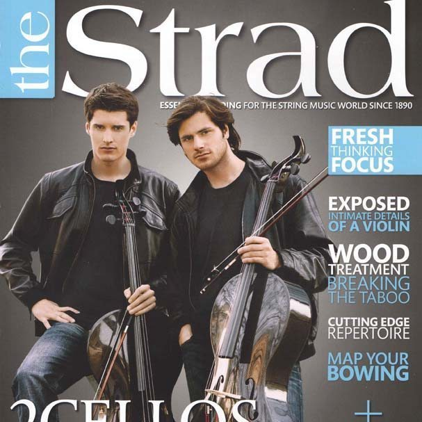 The Strad Features Stjepan Hauser and Luka Sulic - Luis and